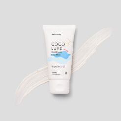 Coco Luxe Masque Visage Hydratant À L Or